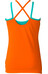 Marmot W's Erin Tank Atomic Blue/Green Envy